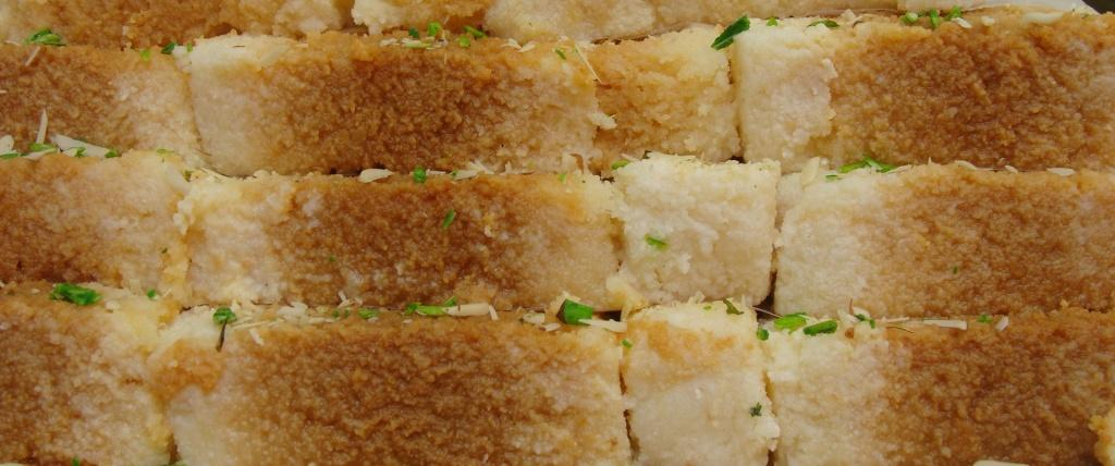 Alwar Milk Cake